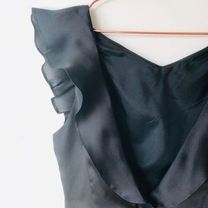 Zimmermann black dress